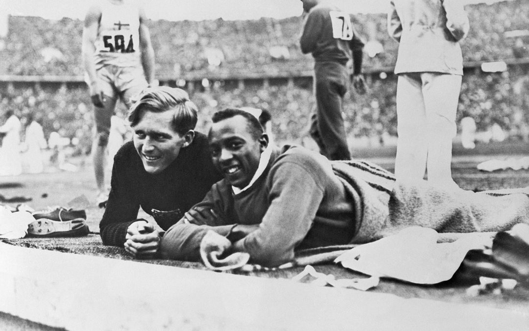 Carl Ludwig and Jesse Owens — When Friendship Wins The Race